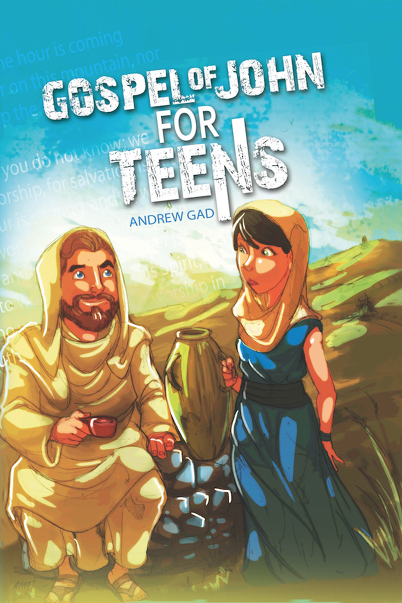 Teens discuss the gospel of john
